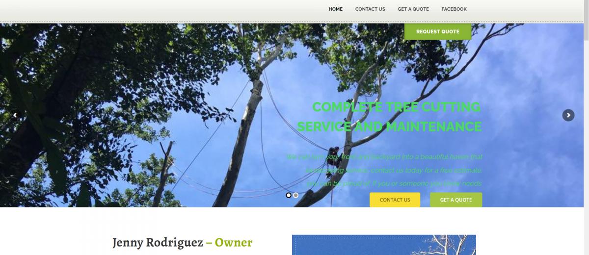 Climber Tree Service Inc