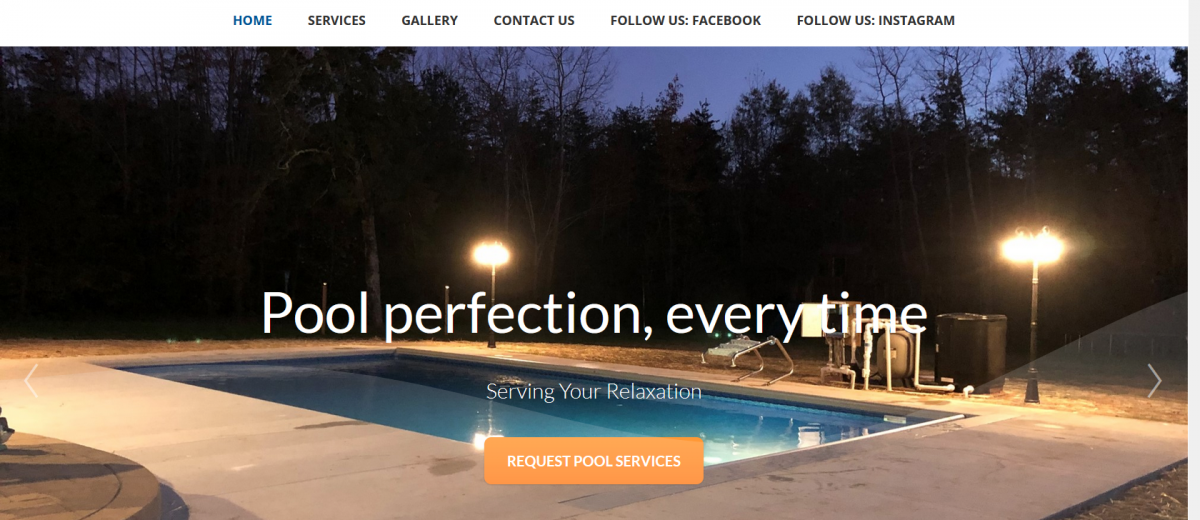 H2O Pools and Concrete, LLC